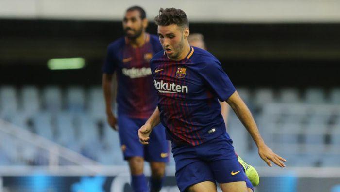Abel Ruiz zamierza zostać w Barcelonie