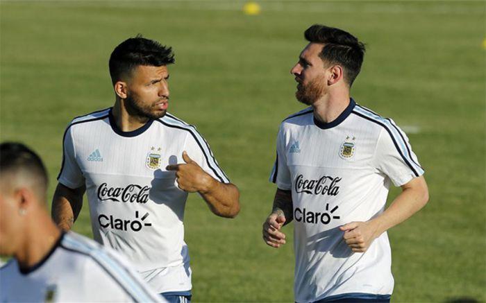 Agüero: Messi? Pieniądze nie są problemem dla Manchesteru City