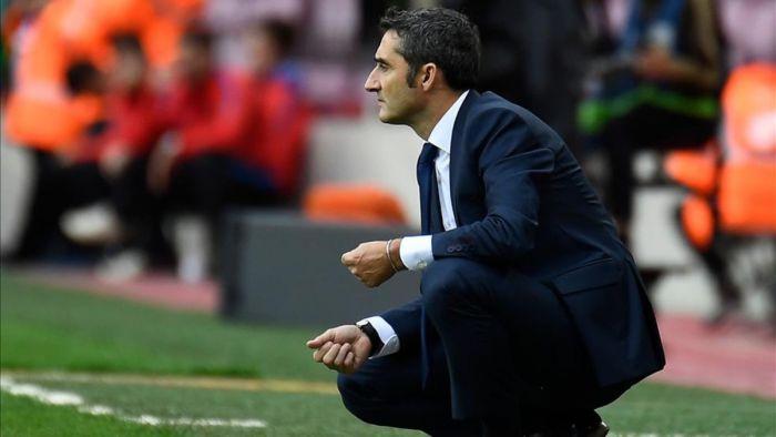 Plan Ernesto Valverde na pokonanie Atlético