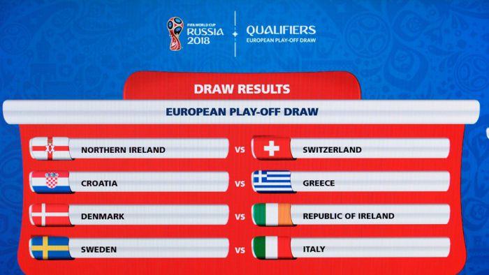 Chorwacja zagra z Grecją w barażach do mistrzostw świata