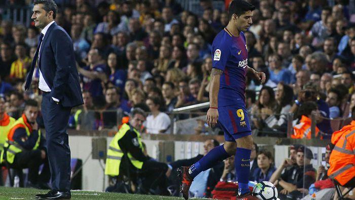 Ernesto Valverde: Piłkarze muszą przyzwyczaić się do tego, że czasem gra się mniej, a czasem więcej