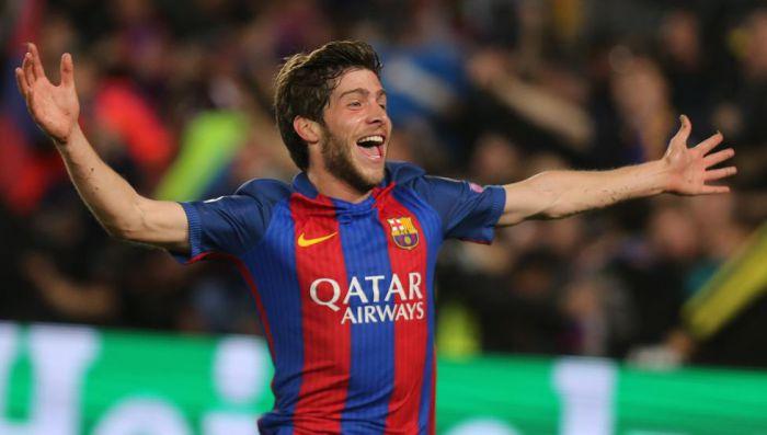 Sergi Roberto i Alèxia Putellas wybrani na najlepszych zawodników sezonu w Katalonii