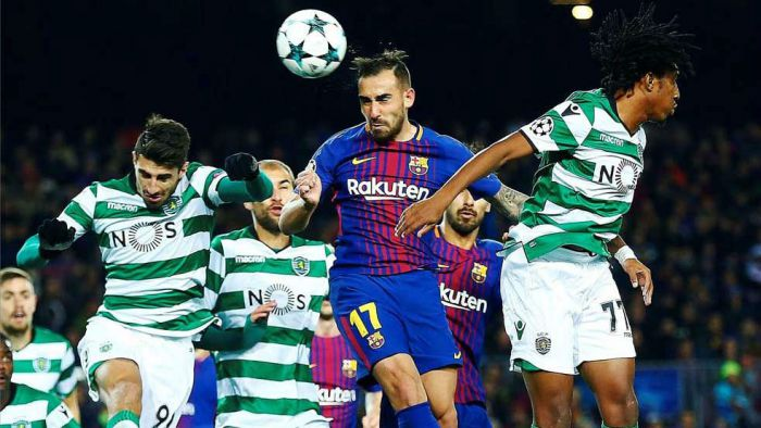 Paco Alcácer zwiększa swoją rolę w zespole