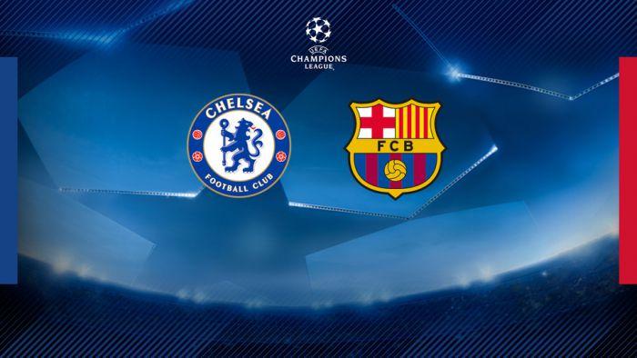 Chelsea rywalem Barçy w 1/8 finału Ligi Mistrzów!