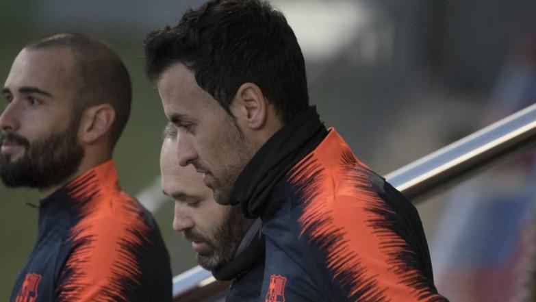 Busquets: Nie mogę się doczekać spotkania z Pedro i Ceskiem