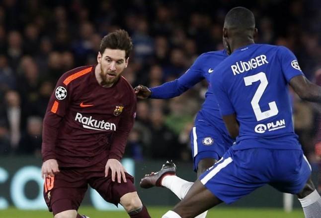 Plan minimum wykonany, Barça wywozi remis ze Stamford