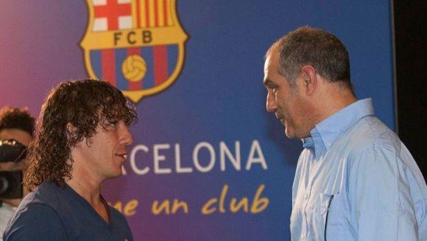 Carles Puyol: Przyszło mi do głowy, by grać za darmo