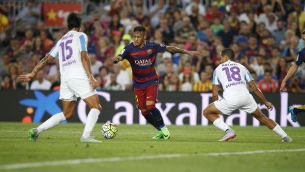 Wyszarpane zwycięstwo na Camp Nou