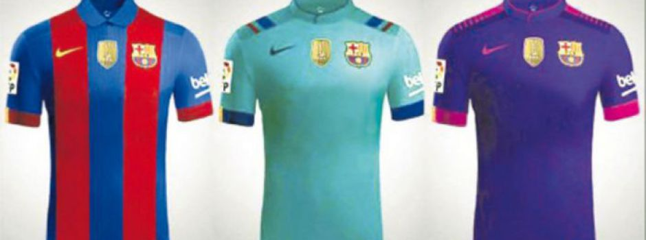 Nike rozpoczął produkcję koszulek na przyszły sezon bez logo sponsora