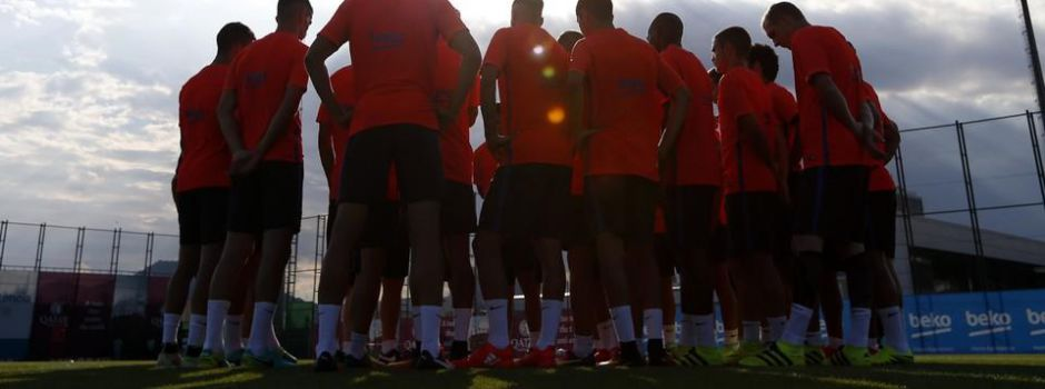 Leo Messi pojedzie z drużyną do St. George's Park
