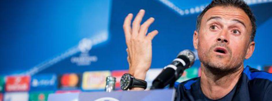 Luis Enrique: Każdy piłkarz ma szansę na grę, ale wy i tak napiszecie, co będziecie chcieli