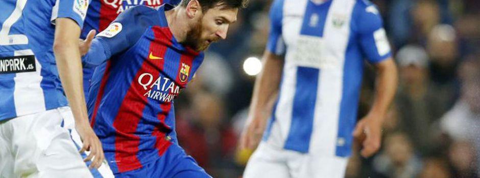 Barça ucieka spod noża