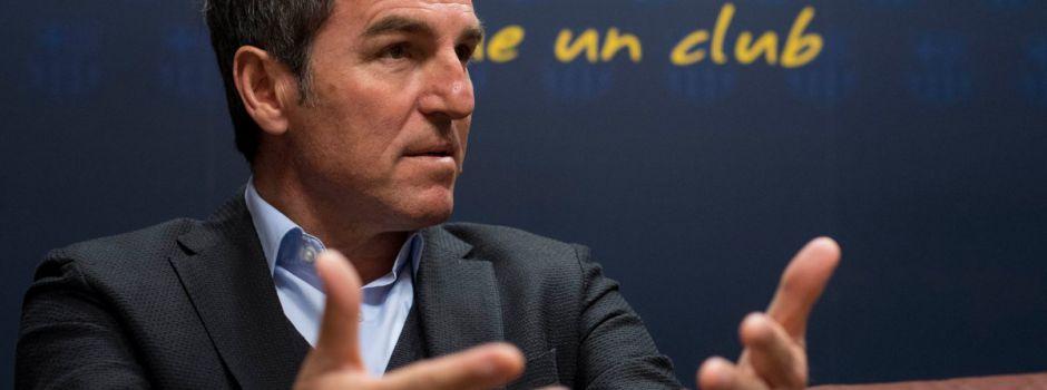 Robert Fernández: Ci, którzy krytykują nowych zawodników, latem byli zachwyceni