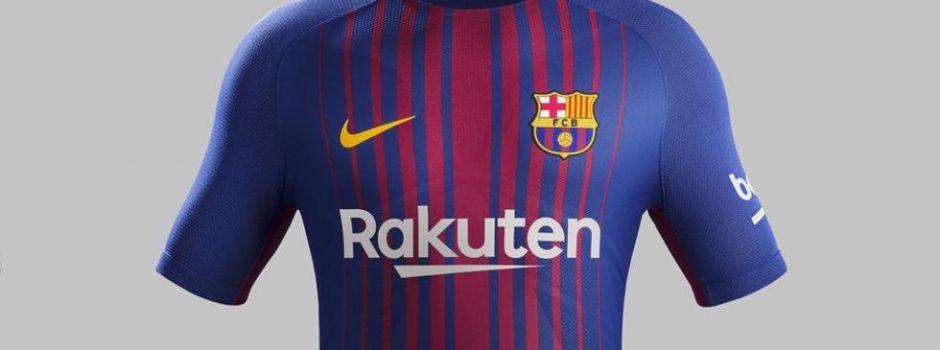 Barça oficjalnie zaprezentowała koszulki na przyszły sezon