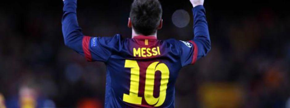 Leo Messi: 30 lat, 30 rekordów