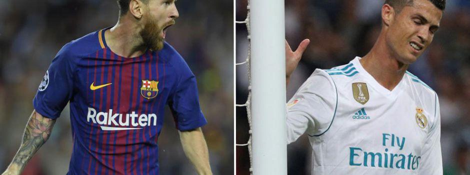Messi strzelił w lidze tyle samo goli, ile Real Madryt