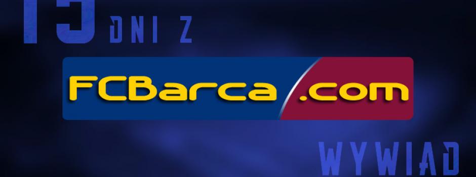 15 dni z FCBarca.com. Wywiad: LOOKY