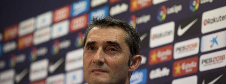 Valverde: Każdy kiedyś przegra, staramy się, by nas spotkało to jak najpóźniej