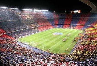 Camp Nou - drugi cud sportowego świata