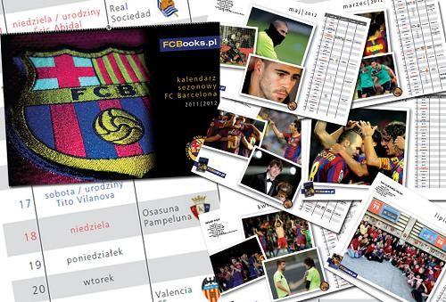 Kalendarz sezonowy FC Barcelona 2011/2012 już dostępny!