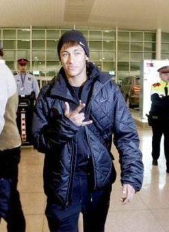 Neymar w Barcelonie