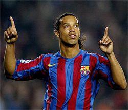Legendy Barçy: Ronaldinho, część pierwsza
