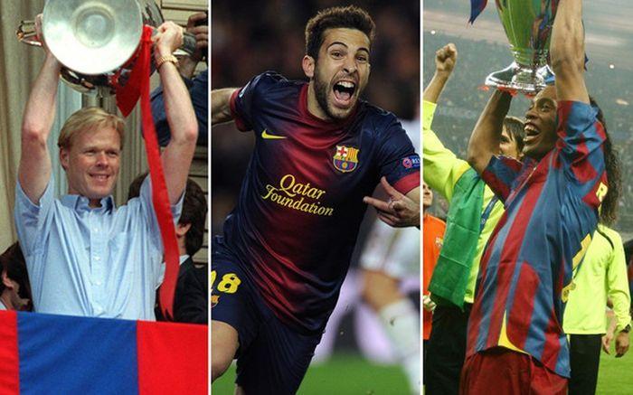 Jordi Alba zwiastunem sukcesu w Lidze Mistrzów?