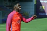 Samuel Umtiti: Griezmann mógłby wnieść wiele dobrego do Barcelony